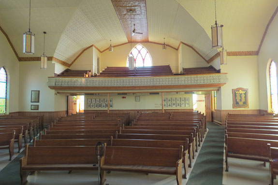 Lakefield United Church