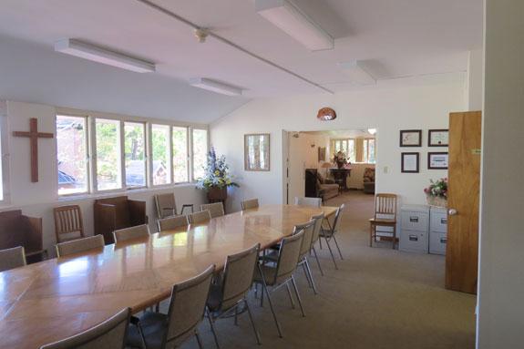 Board Room Rental Space