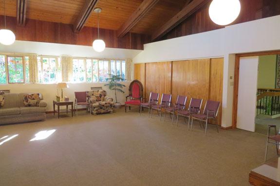Friendship Room Rental Space
