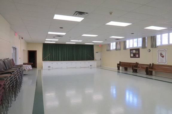 Auditorium Rental Space