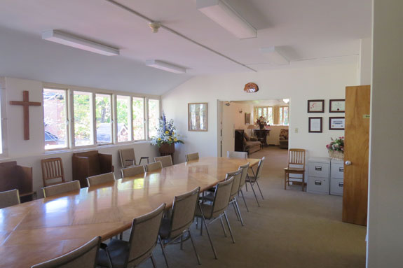 Board Room Rental Space